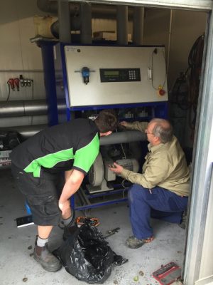 Controlled Atmosphere Equipment Servicing