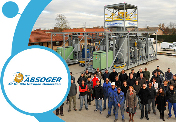 Exclusive distributor of ABSOGER to New Zealand and Australia