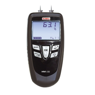 Building Industry - HM 100 Pin moisture meter