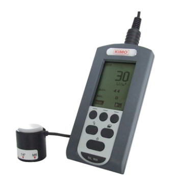 Building Industry - SL 100 Solarimeter