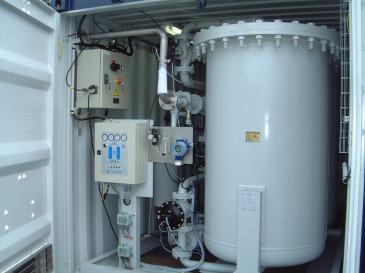 Nitrogen Generator PSA