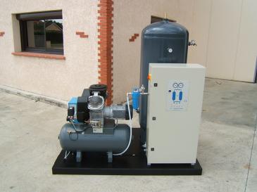 Micro Nitrogen Generator