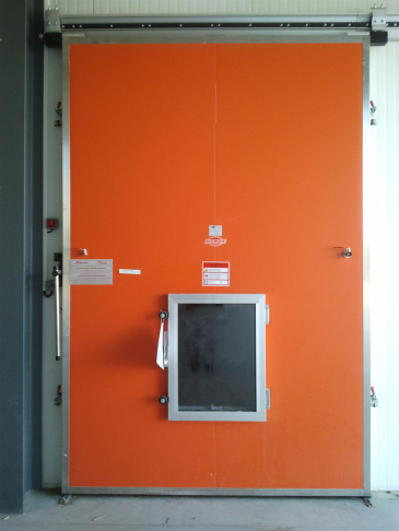 Foris Index Controlled Atmosphere Doors